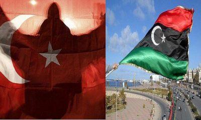 Darbeci Hafter'e paralı asker desteği haberleri üzerine Türkiye'den Libya'ya destek açıklaması