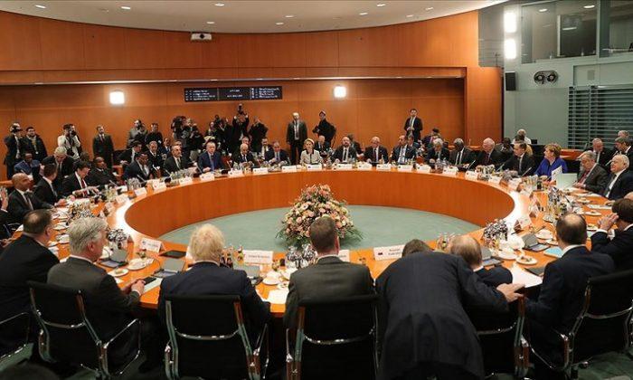 Libya konulu İkinci Berlin Konferansı'nın sonuç bildirgesinde seçimlerin öngörülen şekilde yapılması istendi