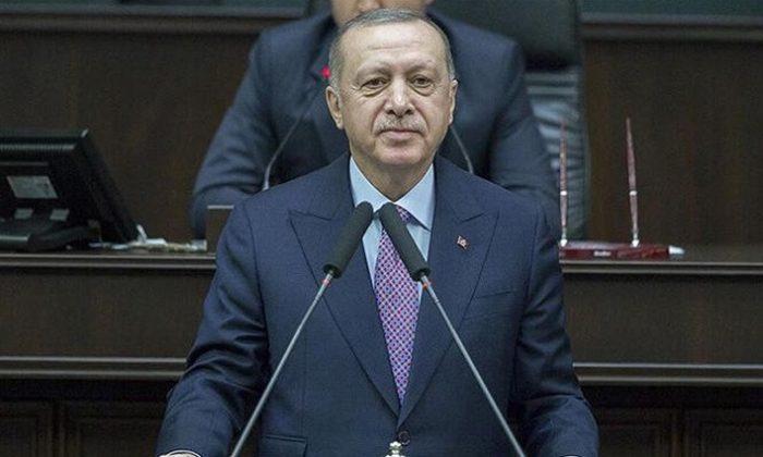 Cumhurbaşkanı Erdoğan: Şimdi de suç örgütlerine bel bağlamış durumdalar