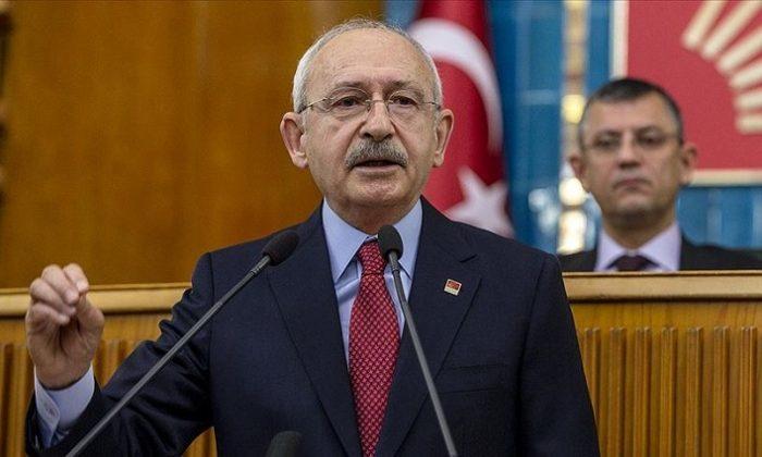 Kılıçdaroğlu, partisinin TBMM Grup Toplantısı'nda konuştu