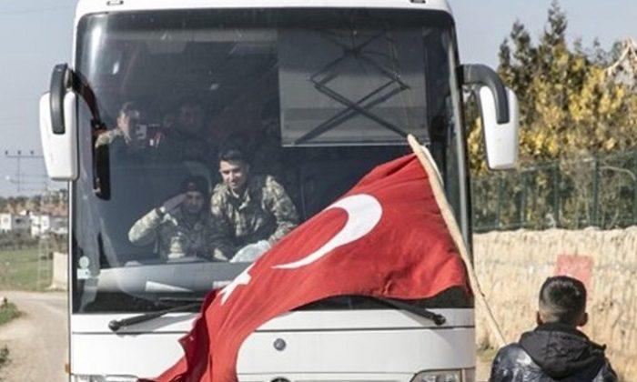 Otobüsler yola çıktı! Komandolar İdlib'e gidiyor
