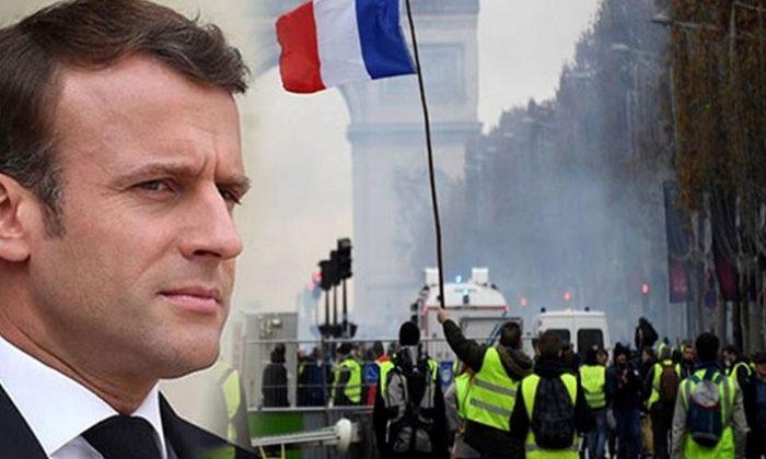 Macron'a soğuk duş! Yüzde 60 olumsuz buluyor