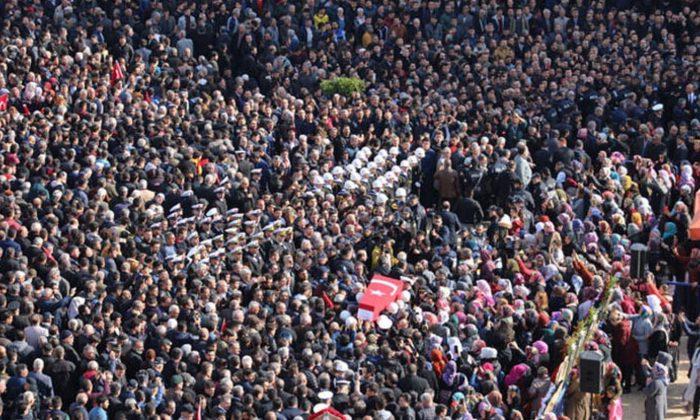 Zeytin Dalı Harekat bölgesinde bir askerimiz şehit oldu