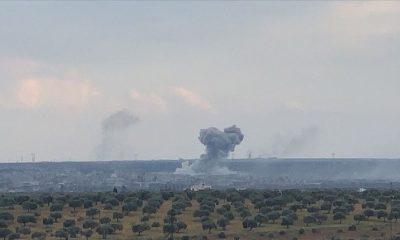 Azez'de 7 PKK'lı terörist etkisiz hale getirildi