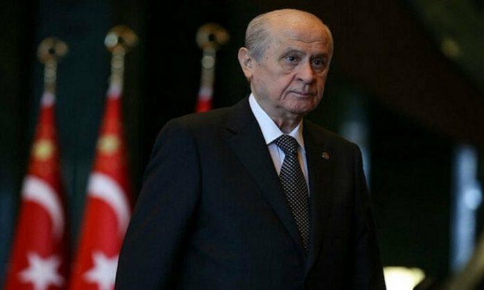 Bahçeli: Türkiye'nin boğazını sıkmak isteyen provokatörler Boğaziçi'ne tutunmanın arayışındadır