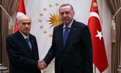 Cumhurbaşkanı Erdoğan, MHP Lideri Bahçeli ile görüşecek