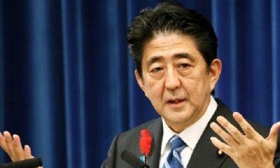 Japonya Başbakanı Abe istifa ediyor