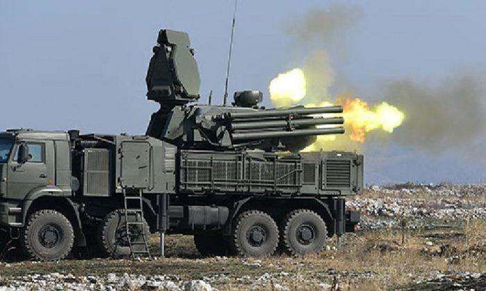 Libya'da ele geçirilen Rus Pantsir-S1'e ABD el koydu