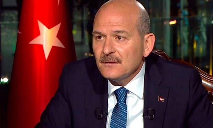 Bakan Soylu'dan 'Sedat Peker' hakkında suç duyurusu