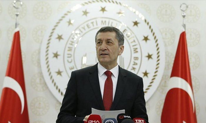 Milli Eğitim Bakanı Selçuk açıkladı: Uzaktan eğitimde yeni bir adım daha atıyoruz