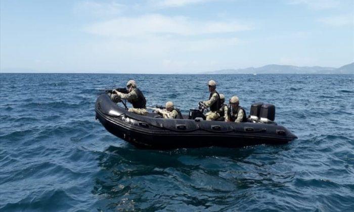 Türkiye'den Ege ve Akdeniz'de Çıkarma gövde gösterisine döndü