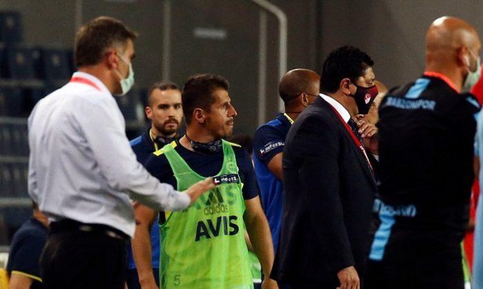 Emre Belözoğlu Fenerbahçe'ye veda etti!
