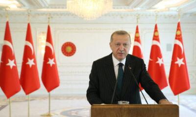 Cumhurbaşkanı Erdoğan: Türkiye bu salgın sürecinden çok daha güçlenerek çıkacaktır