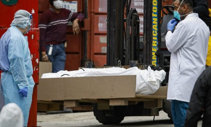 ABD'de Kovid-19'dan ölenlerin sayısı 496 bini geçti