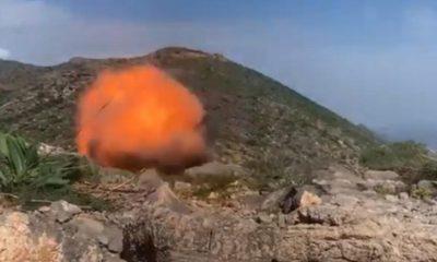 PKK'nın Bir ini daha yok edildi