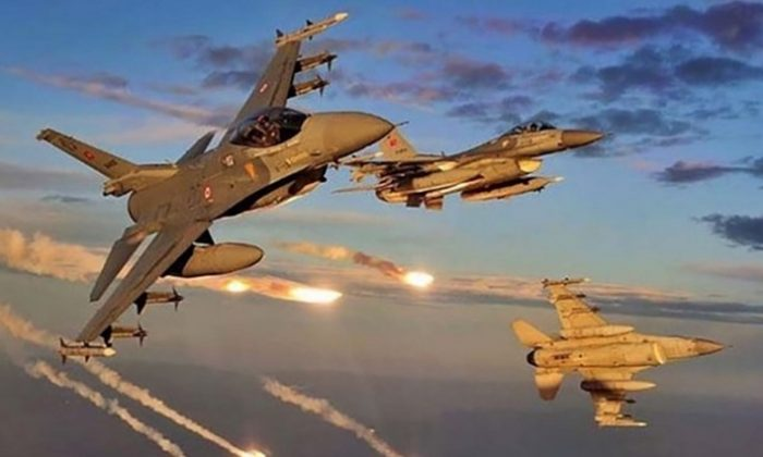 TSK ve MİT'ten operasyon! 4 terörist etkisiz hale getirildi