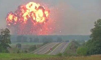 Şok görüntüler Sakarya Hendek'te ilk patlama anı!  7 kişilik bir kaybımız var
