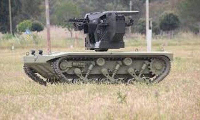 Havada SİHA'lardan sonra karada insansız tank devrede