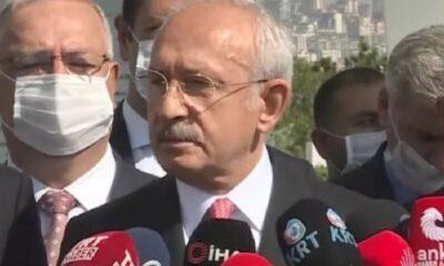CHP Genel Başkanı Kılıçdaroğlu, CHP'li Çelebi, Aksoy ve Özel ile görüştü