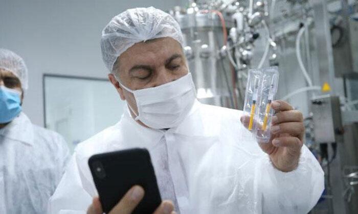 Bakan Koca'dan aşı açıklaması: Nisan ayında FAZ 3 aşamasına geleceğiz