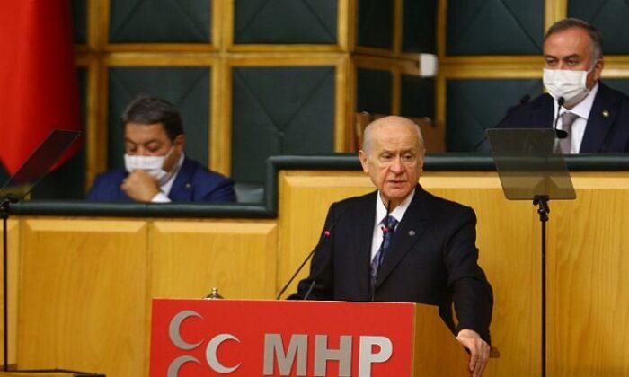 Bahçeli: Gayemiz daha güçlü bir Türkiye