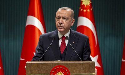 Cumhurbaşkanı Erdoğan: Kadına yönelik her türlü fiziki ve ruhsal şiddeti en sert şekilde kınıyorum