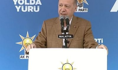 Erdoğan: Cumhur İttifakıyla birlikte başlattığımız büyük ve güçlü Türkiye'nin inşasını sürdüreceğiz