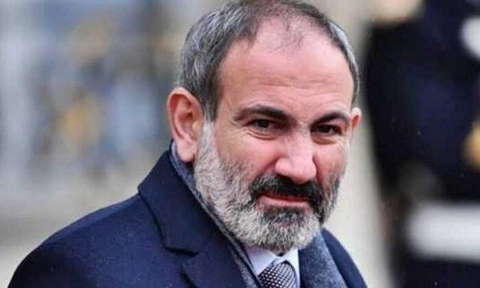 Ermenistan Başbakanı Paşinyan'a şok! Önce istifa, ardından…