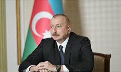"""Aliyev, """"Aksi halde Ermenistan daha da ağır duruma düşecektir"""""""