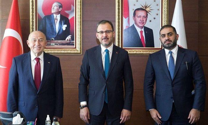 Bakan Kasapoğlu: TFF ile beIN SPORTS arasında anlaşma sağlandı