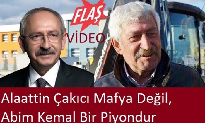 Kardeş Kılıçdaroğlu: Çakıcı Pkk'ya karşı duran bir Devlet Adamıdır! Abim Bir Piyondur! Video haber
