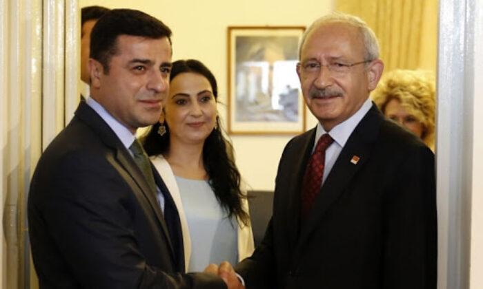 """Kılıçdaroğlu: """"Biz hiçbir zaman 'HDP ile beraber bir parti olduk' demedik"""""""