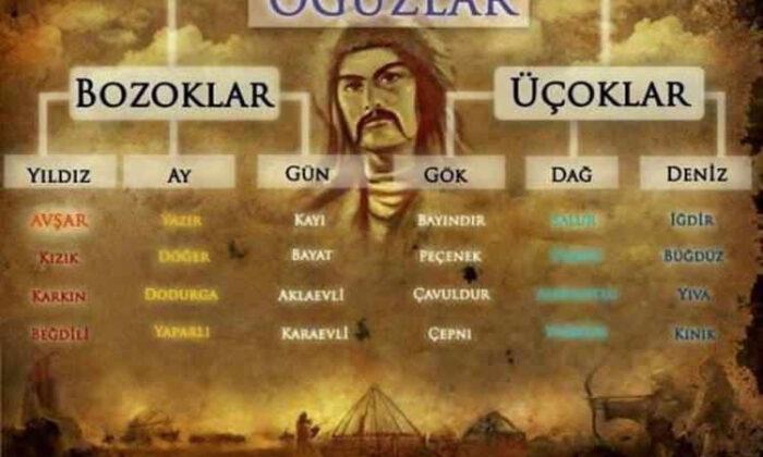 Hangi il hangi boydan geliyor? İşte Türklerin soy ağacı gerçeği