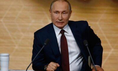 Putin'den ekonomi eleştirisi istikrarsızlığın devam ettiğini belirterek, hükümeti eleştirdi