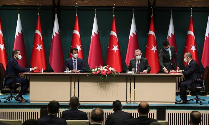 Cumhurbaşkanı Erdoğan paylaştı: Katar halkıyla dayanışmamızı güçlendirerek sürdüreceğiz