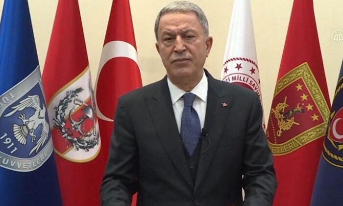 Bakan Akar: Yunanistan ile görüşmelerin başlamasından yanayız