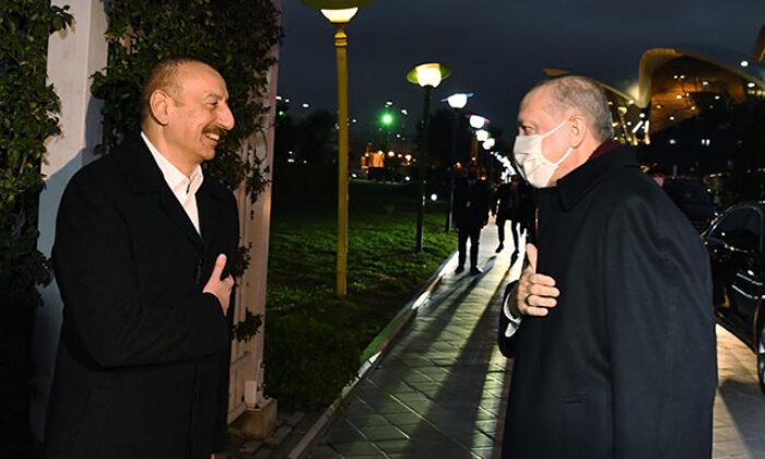 Cumhurbaşkanı Erdoğan, Brüksel'deki NATO Zirvesi'nin ardından Azerbaycan'a gidecek