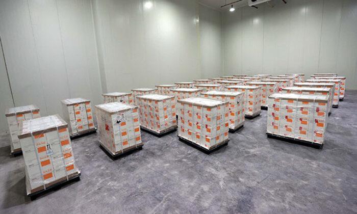 Sağlık Bakanlığı: Aşılar, özel depolarda muhafaza edilecek