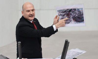 Bakan Soylu operasyonu anlattı! HDP'liler rahatsız oldu video haber