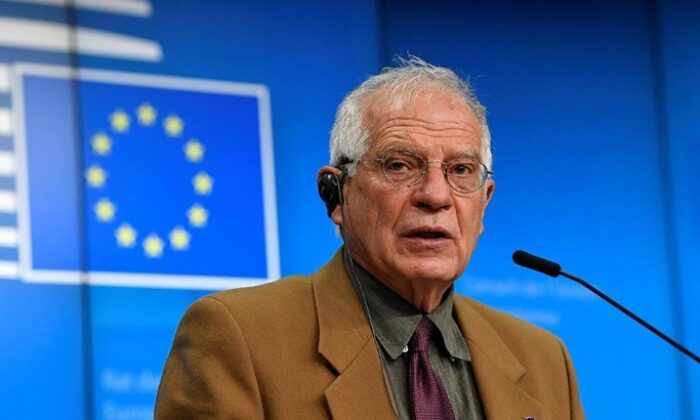 Borrell: Ben ne Türk yanlısı ne de Türk karşıtıyım