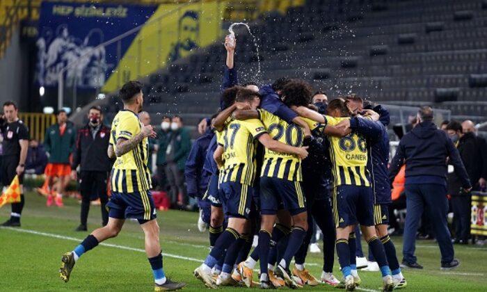 Fenerbahçe zirve takibinde varım dedi