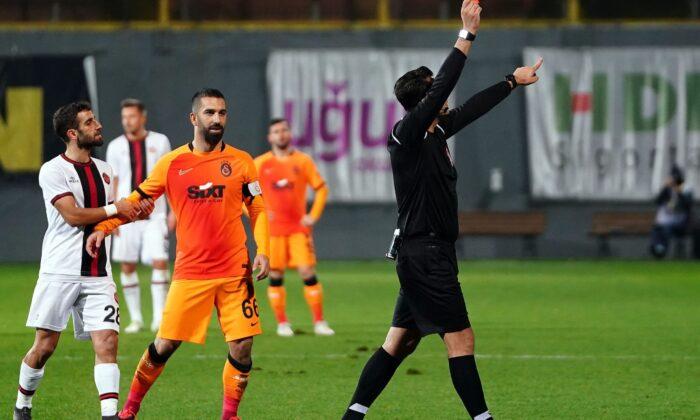 Galatasaray, Antalyaspor 0-0