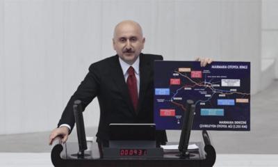 Bakan Karaismailoğlu'ndan 5G açıklaması! Yerli ve milli vurgusu