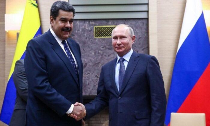 Venezuela'dan 'Rusya' kararı! İmzalar atıldı