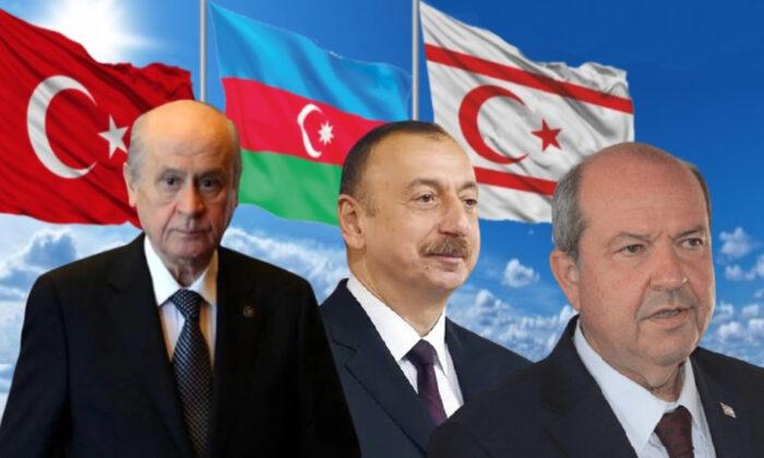 Başkurt MHP Lideri Bahçeli'den iki lidere yeni yıl tebrik mektubu