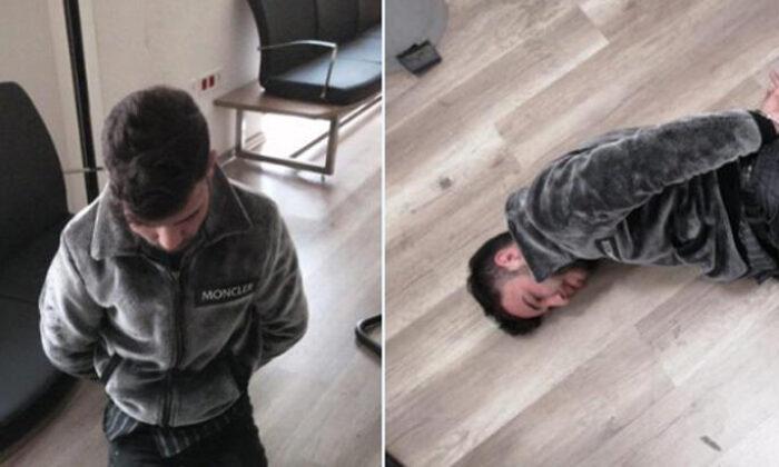 Ümitcan Uygun, uyuşturucudan gözaltına alındı