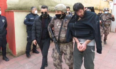 Ataşehir'de korku dolu anlar