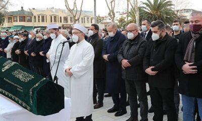 Tarihçi-yazar Yavuz Bahadıroğlu'na veda