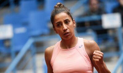 Milli tenisçi Çağla Büyükakçay'dan Birleşik Arap Emirlikleri'nde çiftler şampiyonluğu