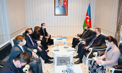 Azerbaycan Cumhurbaşkanı Aliyev'den Türk Konseyi'ne anlamlı teşekkür
